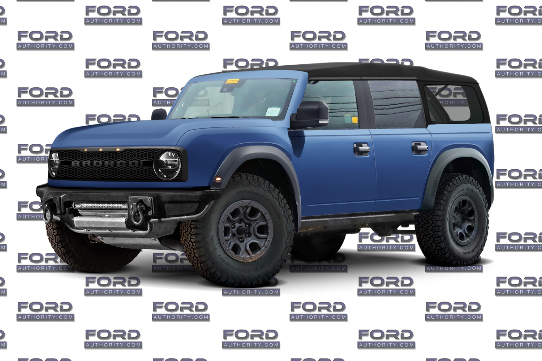We Render The Rugged 2021 Ford Bronco Badlands