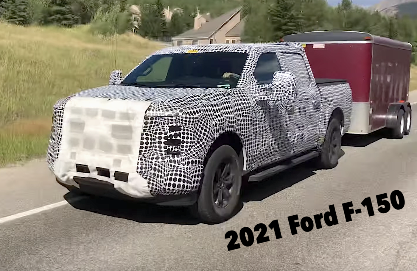 Will The 2021 Ford F-150 Be Rated To Tow Over 13,200 Lbs? We