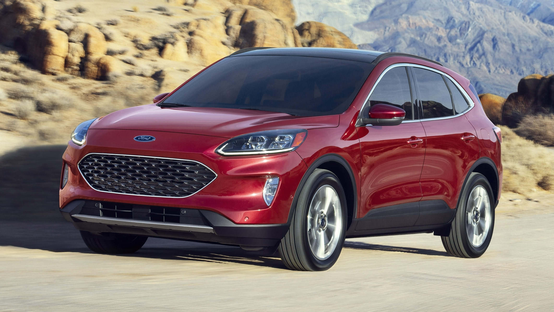 Xtomi's Rending Of The 2021 Ford Escape (Kuga) St Gives Us