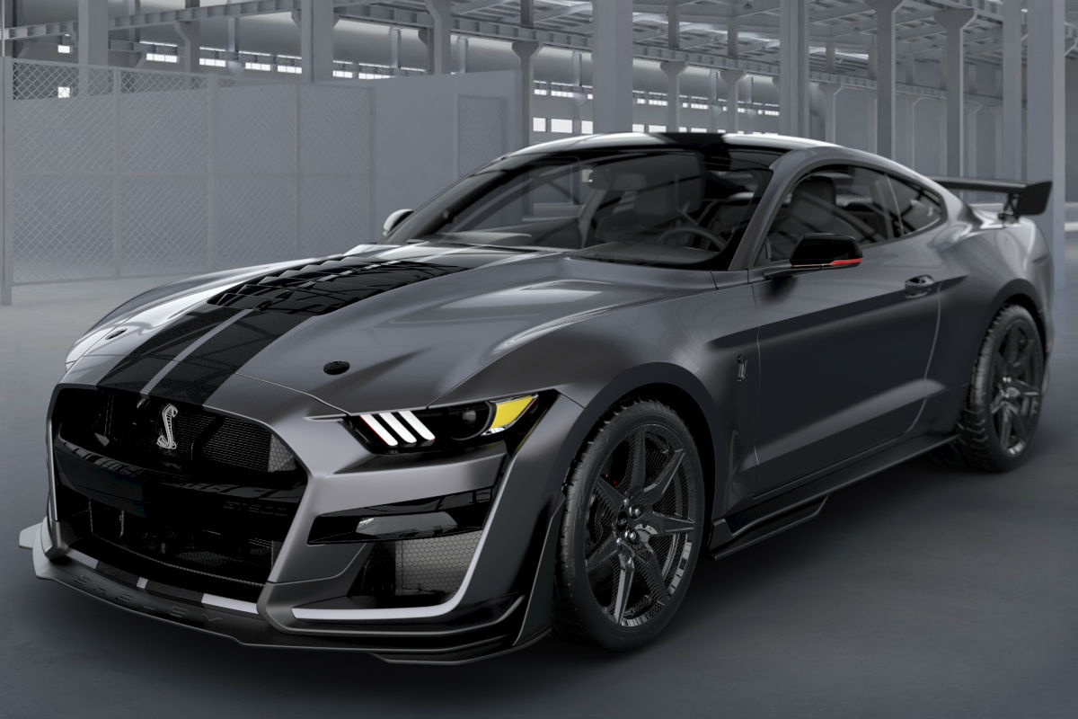 2020 Ford Mustang Gt500 Raffle To Support Diabetes Research
