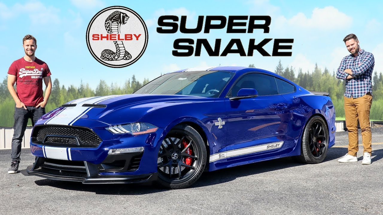 Ford Mustang Super Snake >> 2021 Ford Mustang Super Snake Colors, Release Date ...