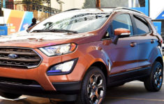 2021 Ford Ecosport Review: Trims, Features, Prices, Mpg