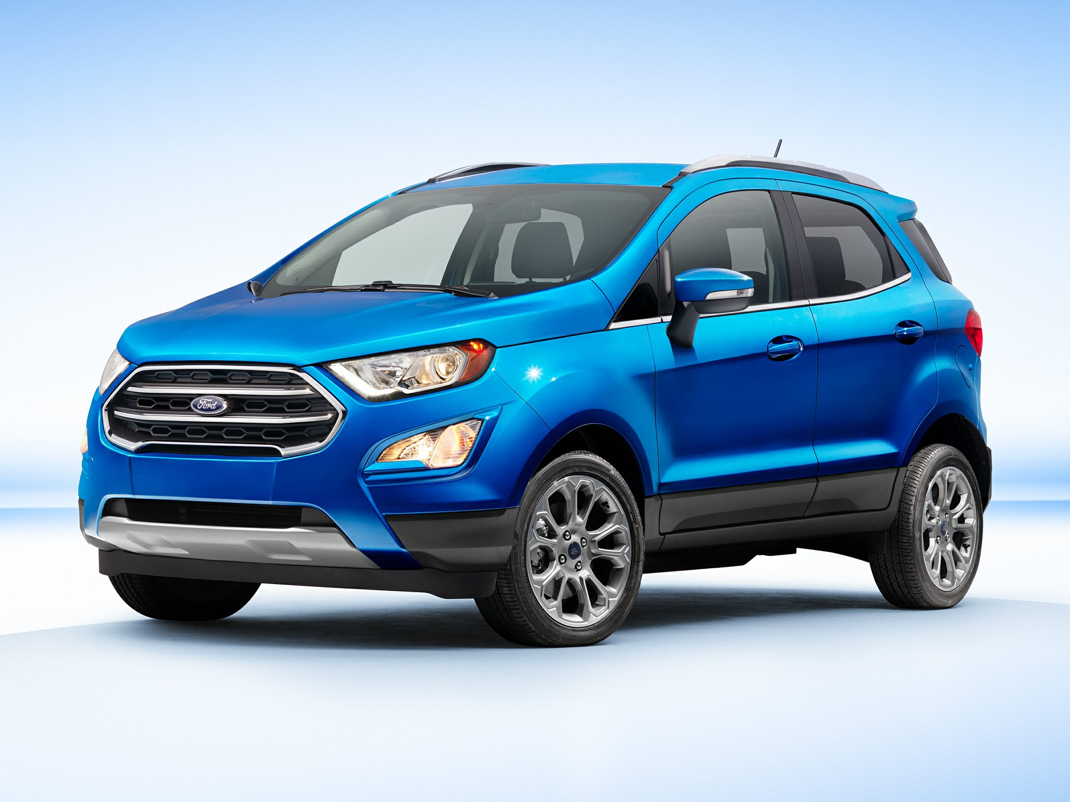 2021 Ford Ecosport S 4X4 Sport Utility Pictures