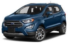 2021 Ford Ecosport Titanium 4X4 Sport Utility For Sale