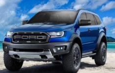 2021 Ford Everest New In 2020 | Ford Suv, Ford Ranger Raptor