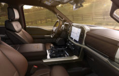 2021 Ford F-150 - King Ranch - Interior - 001 - Ford Authority