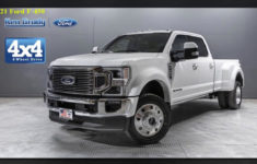 2021 Ford F 450 Limited | 2021 Ford F 450 King Ranch | 2021 Ford F 450  Platinum Dually