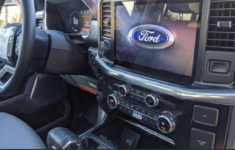 2021 Ford F150 Interior Leaked!!!