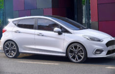 2021 Ford Fiesta St Hybrid