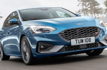 2021 Ford Focus Rs Slated To Get Mild-Hybrid Engine And Rear
