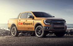 2021 - [Ford] Ranger