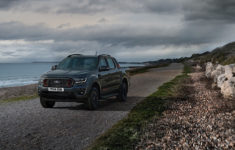 2021 Ford Ranger Thunders Into Europe With New Special