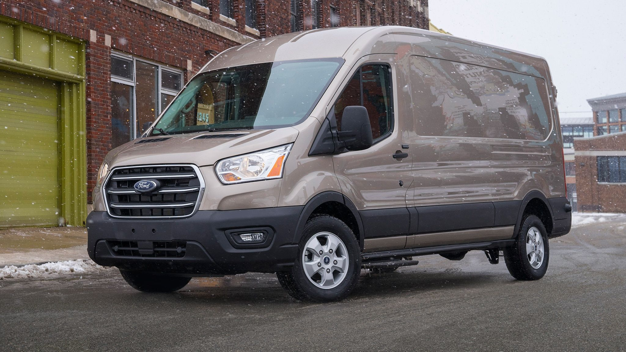2021 Ford Transit Cargo Van Review: Price, Mpg, Rivals