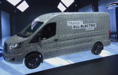 2021 Ford Transit Electric Van: Everything We Know