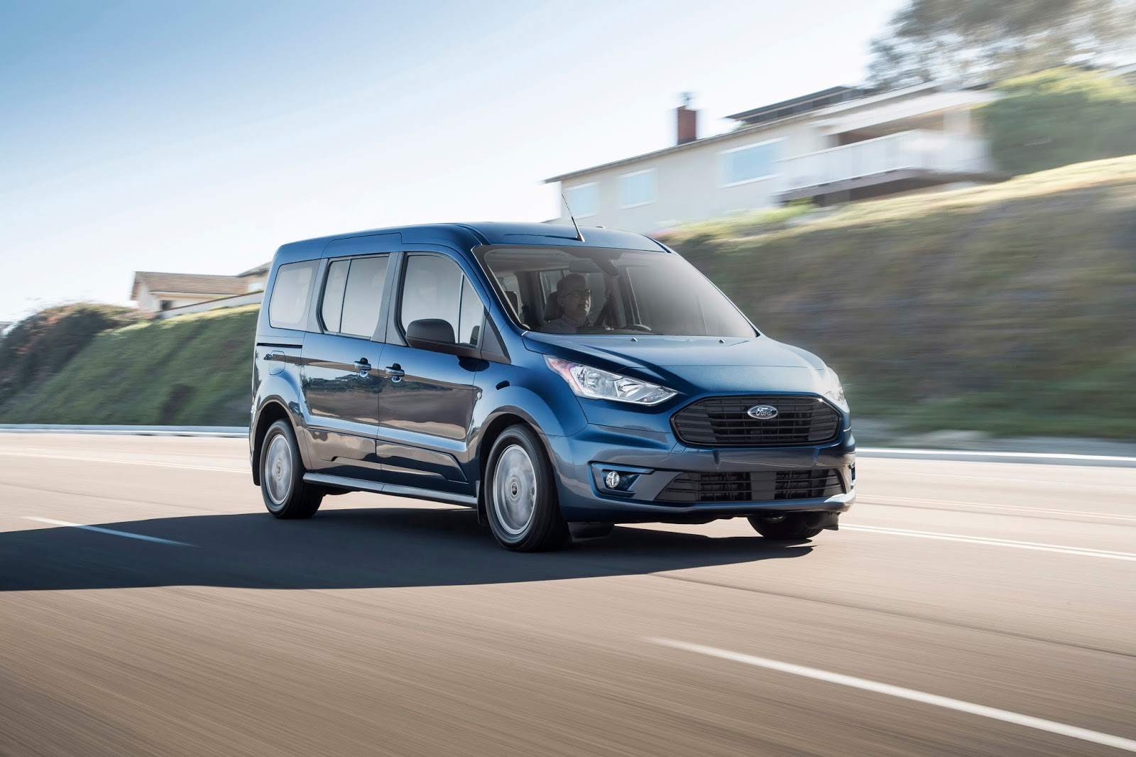 Chicago 2018, 2019 Ford Transit Connect Wagon
