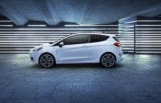 ▷ Ford Présente Sa Première Fiesta À Hybridation Légère