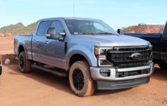 First-Ever Black Ford Oval Comes To 2020 Ford Super Duty
