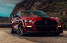 Ford Confirme La Puissance De La Mustang Shelby Gt500