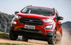 Ford Ecosport 2021: Spécifications, Spécifications, Versions
