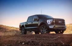 Ford F-150 2021 : Les Premières Images De L'intérieur