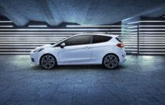 Ford Fiesta : Nouveaux Moteurs Hybrides Et Nouveaux