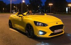 Ford Focus Speedster (2020) : L'incroyable Mutation