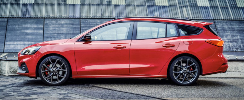 Ford Focus St Wagon (2019) : Infos Et Photos Officielles