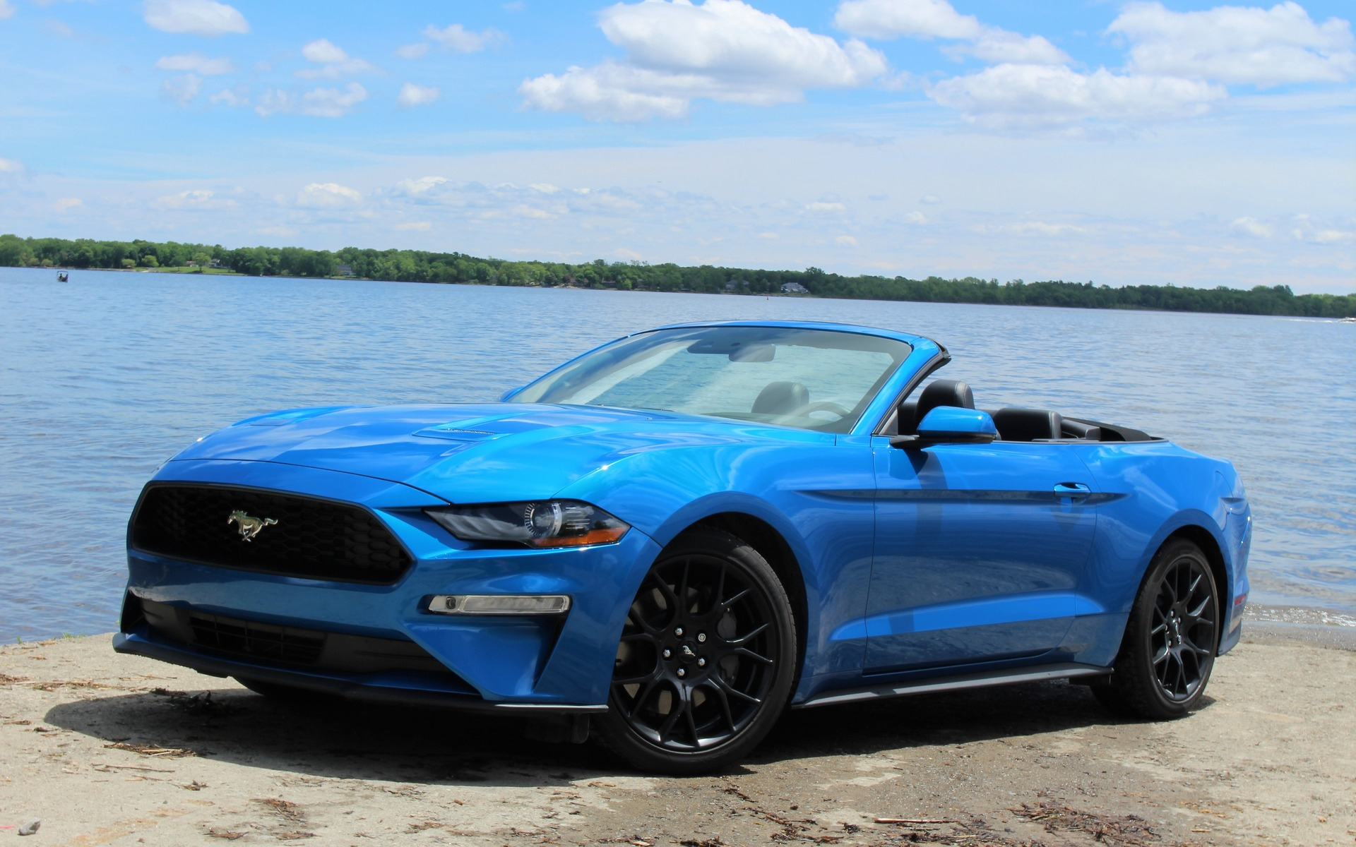 Ford Mustang Ecoboost 2019 : Un Autre Type De Cheval - Guide