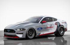 Ford Prépare Une Mustang Électrique De 1400 Chevaux - Guide Auto
