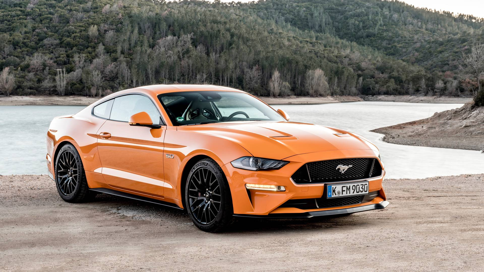 Ford Pushes Next-Gen Mustang Launch To 2021