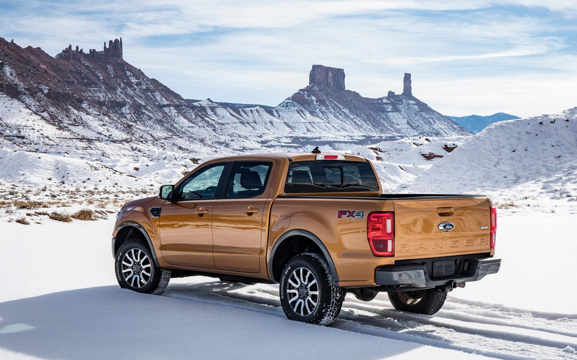 Ford Ranger 2020: Une Différence De Taille Et De Prix