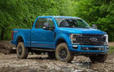 Ford Super Duty 2020 : Un Nouvel Ensemble Tremor - Guide Auto