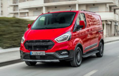 Ford Transit And Tourneo Vans Get Suv-Ified With New Trail
