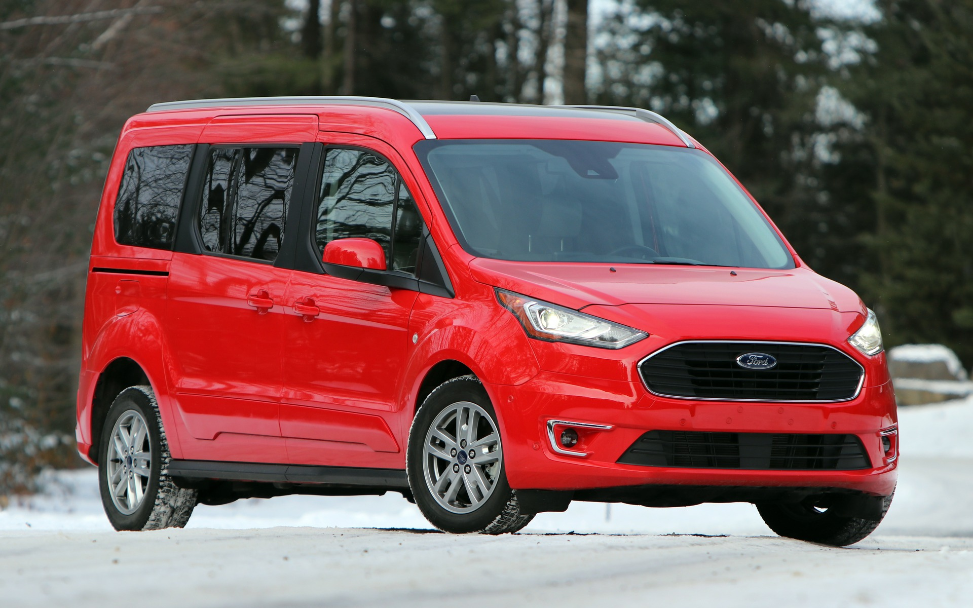 Ford Transit Connect 2020 : Question De Volonté - Guide Auto