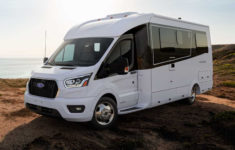 Ford Transit Rv Gets Awesome Rear Lounge Layout At Cheaper Price