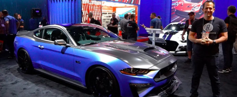 2022 Ford Mustang 4 Door