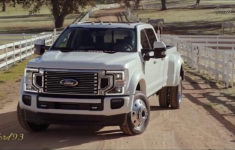 New 2020-2021 Ford F-350 Platinum Super Duty New Concept