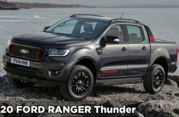 New 2020 Ford Ranger Thunder - Extreme Limited Edition