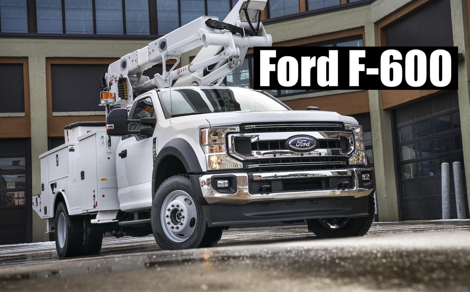 New Ford 7.3L Godzilla V8 Adds Engine Air Compressor