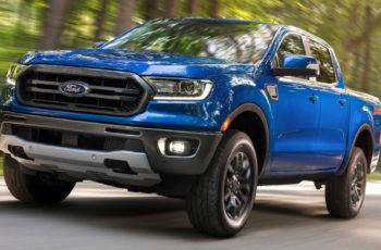 Next-Gen Ford Ranger Could Have Twin-Turbo V6 With 325 Hp