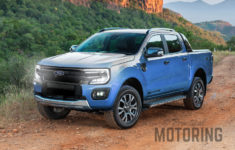 Next-Gen V6 Ford Ranger On Target To Launch Next Year