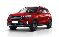 Next-Generation Ford Ecosport To Be Bigger In Size; Launch