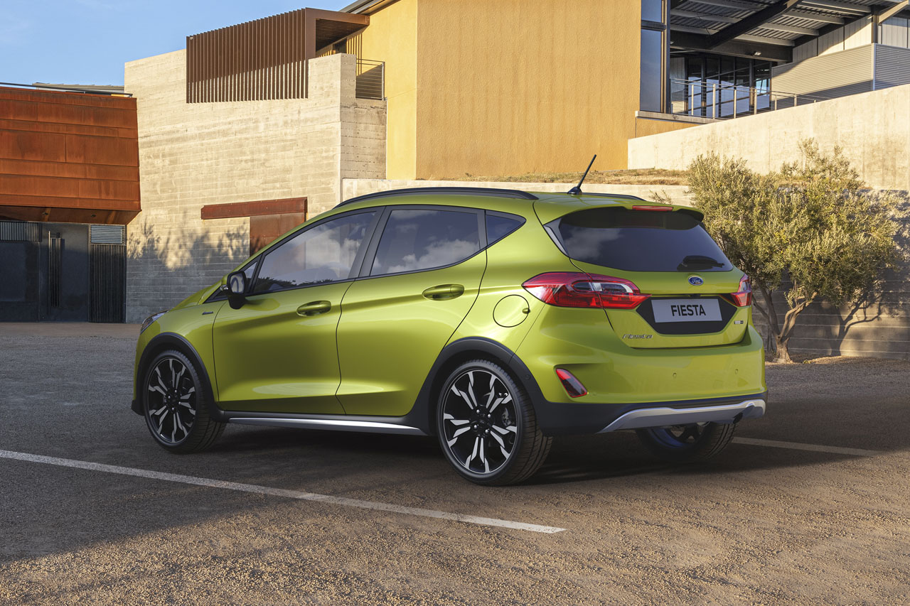 Prix Ford Fiesta Ecoboost Hybrid : La Micro-Hybridation Arrive