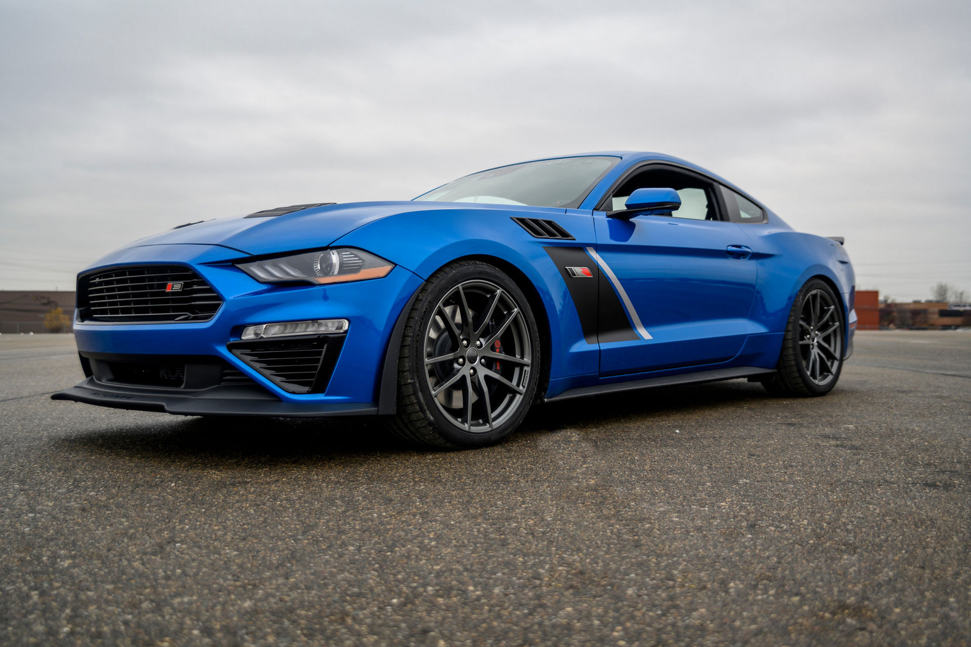 Roush's 2020 Ford Mustang Stage 3 Has Gt500 Power And More