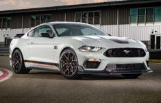 Video: 2021 Ford Mustang Mach 1 Revealed | Caradvice