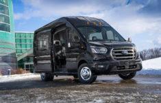 Voici Le Ford Transit 2020 - Guide Auto