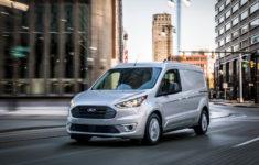 2019 Ford Transit Connect Cargo Van, Le Petit Professionnel