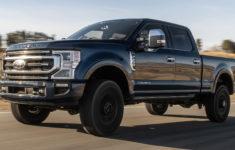 2020 Ford F-250 Super Duty Tremor Diesel First Test: An