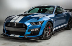 2020 Ford Mustang Shelby Gt500 Is A 700+ Hp Assassin