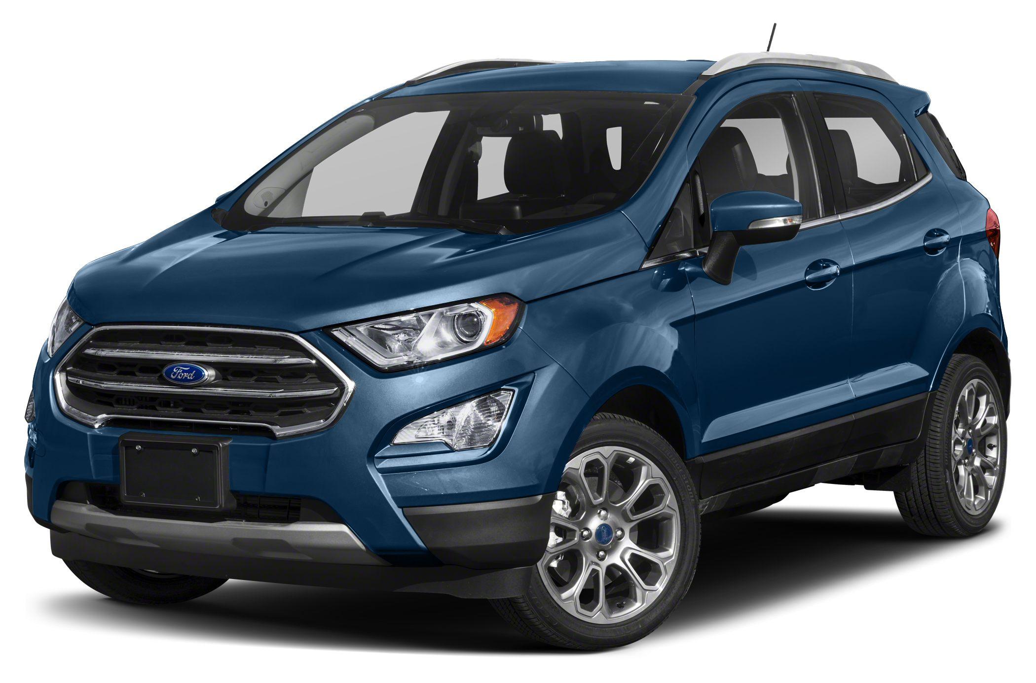 2021 Ford Ecosport Titanium 4X4 Sport Utility Specs And Prices